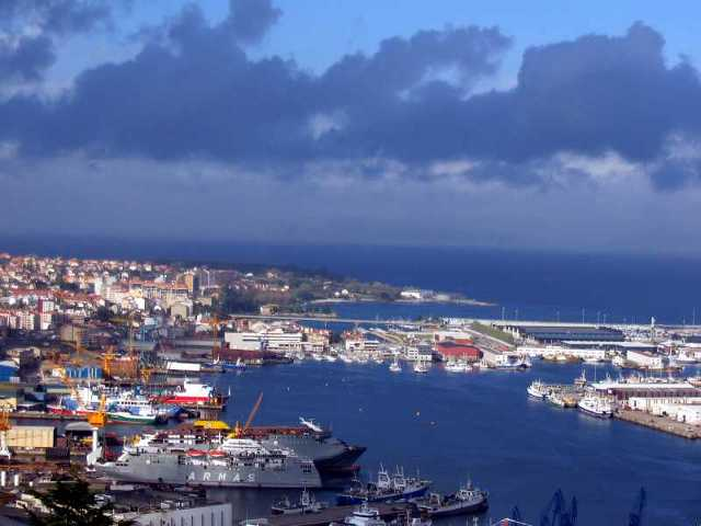 el puerto vigo: